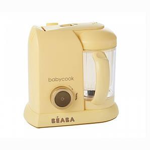Пароварка-блендер Beaba Babycook Limited Edition vanilla, арт. 912605