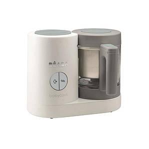 Пароварка-блендер Beaba Babycook Neo Grey/White (912640)