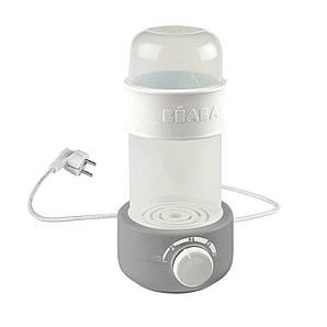 Паровой подогреватель для бутылочек и баночек Beaba Baby Milk Second Grey (911620)