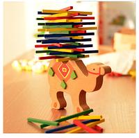 Детская игра-головоломка - Баланс верблюд