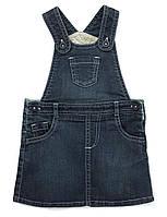 """Детский сарафан джинсовый M&S """"Шелли"""" для девочки, размер 92 см"""