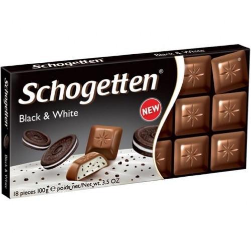 Немецкий шоколад Schogetten Орео, 100гр
