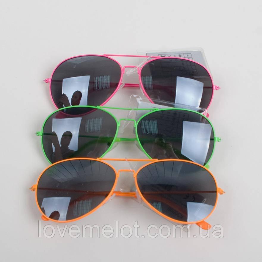 """Детские солнцезащитные очки """"Капля"""""""