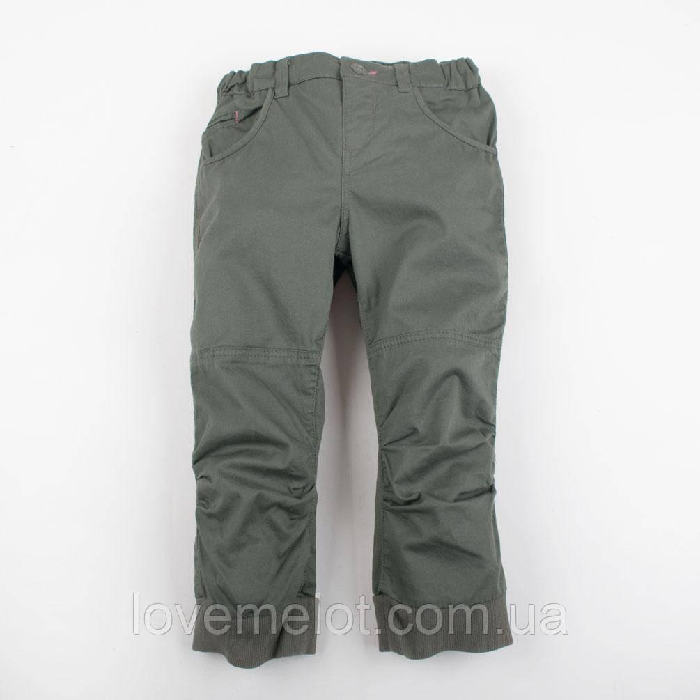 """Детский брюки на трикотажных манжетах """"Сафари"""" для девочки, размер 92 см"""