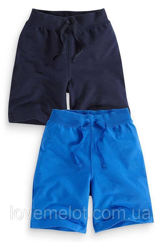 """Детские шорты сине-голубые для мальчика на рост 86 см  """"Лоуренс"""""""