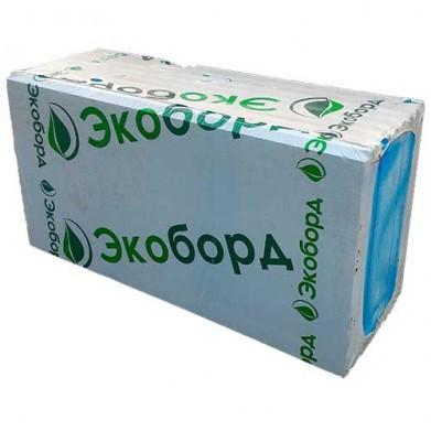 Экструдированный пенополистирол Екоборд 1200*600*40мм