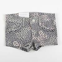 """Модные шорты H*M """"Леопардия"""" для девочки"""