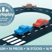 Гибкая автомобильная трасса Waytoplay Автострада, фото 2