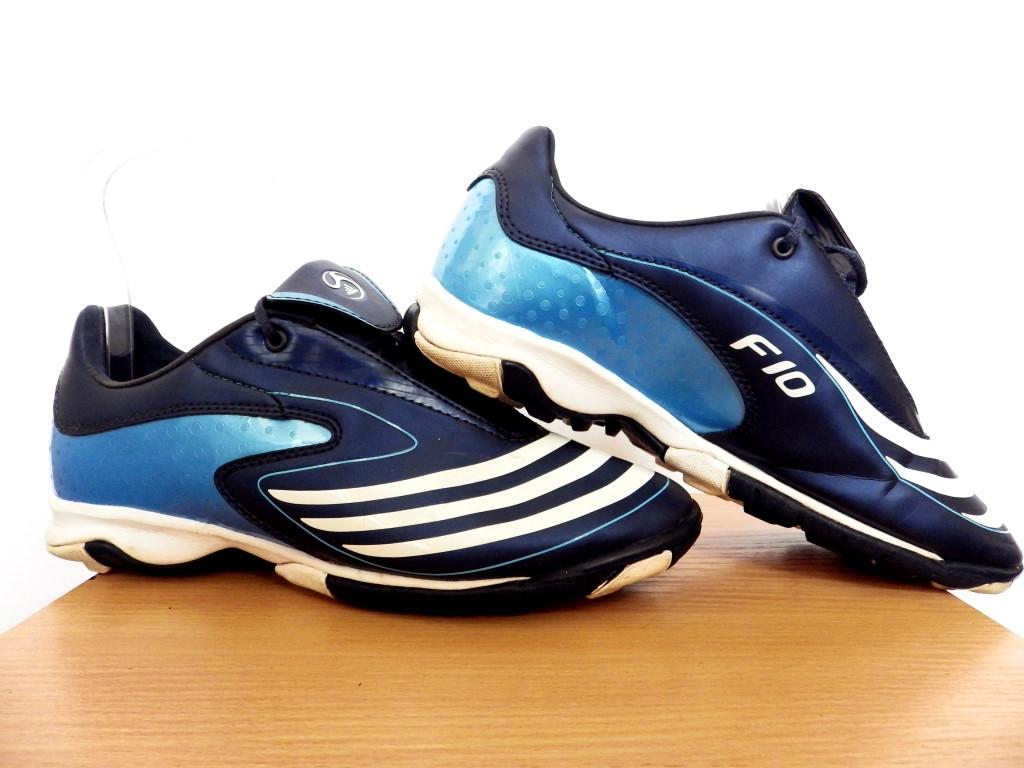 Сороконожки детские Adidas F10 TRX TF J 100% Оригинал р-р 38,5 (24,5 см)(сток, б/у) original копы адидас