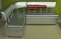 Диван для кухни «Экстерн» с 2-мя ящиками, фото 1