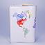 """Обложка на паспорт, """"Фотоапарат. Карта мира"""", экокожа, фото 2"""