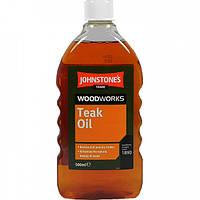 Тикове масло JOHNSTONE'S Teak Oil 0,5 л
