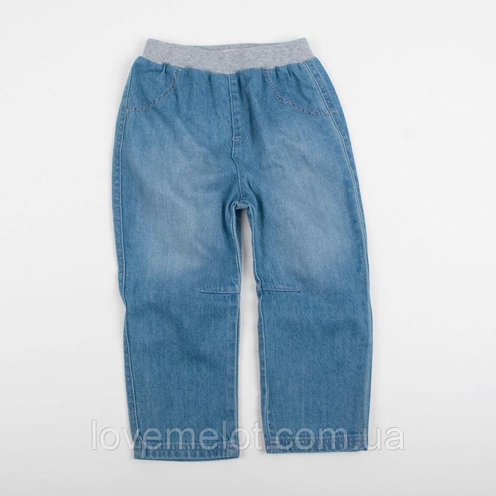 """Детские джинсы на трикотажном поясе на рост 74см Ladybird """"Эдди"""" для мальчика"""