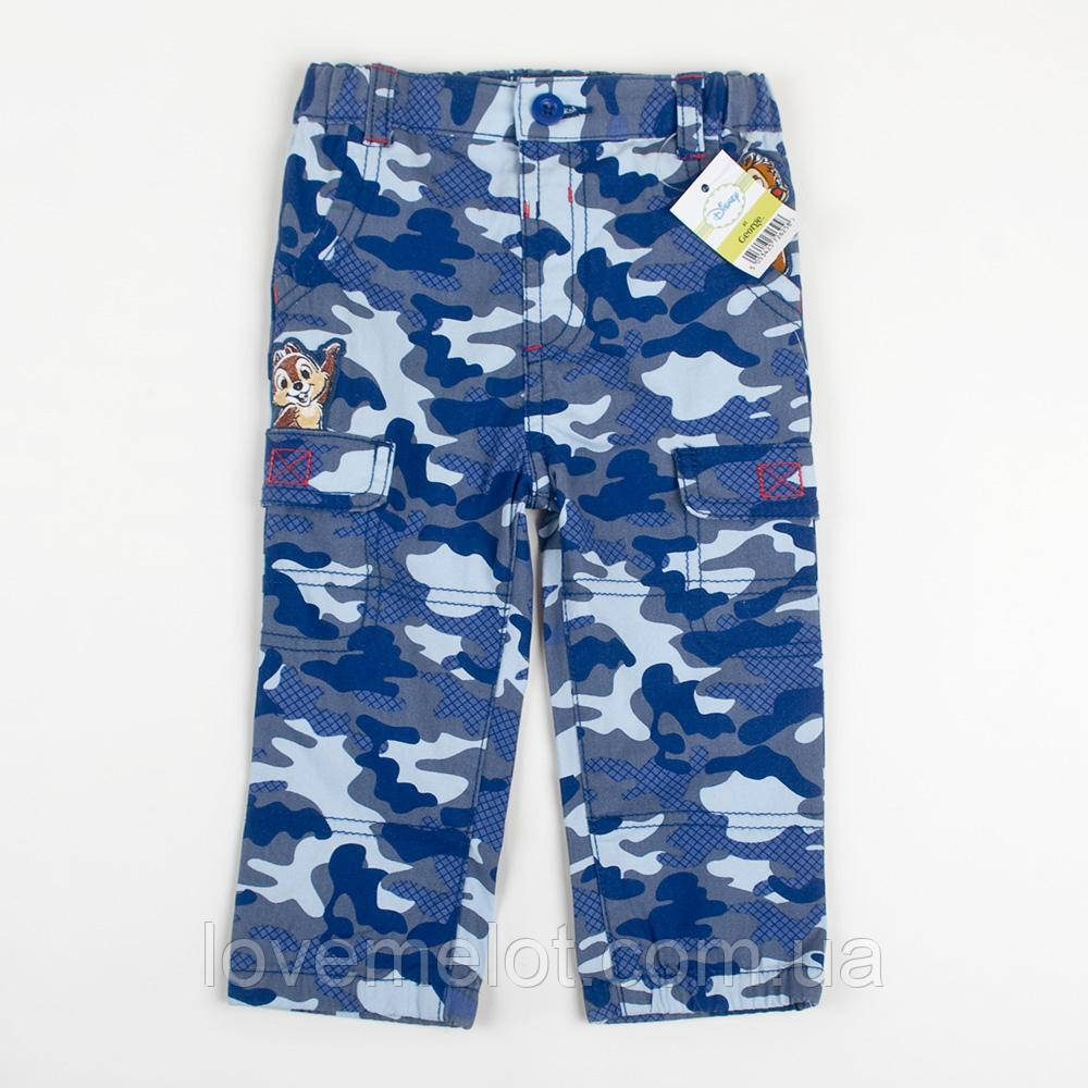 """Детские брюки для мальчика на рост 68см  """"Чип и Дэйл"""" для мальчика"""