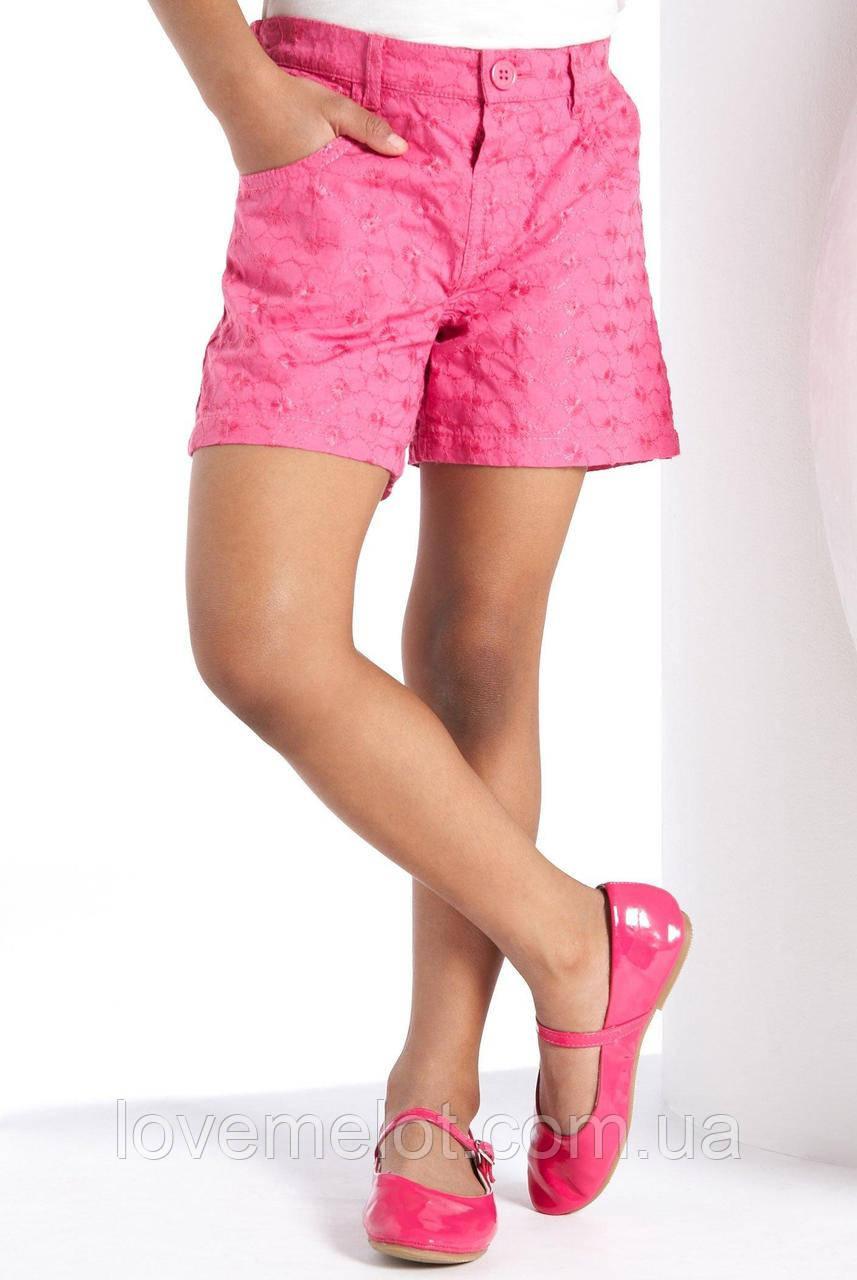 """Детские шорты детские летние для девочки, размер 92 см M&S """"Мангостин"""""""