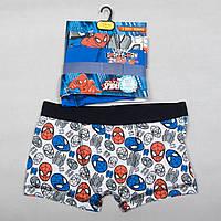 """Детские трусы-боксерки для мальчика размеры от 3х до 14 лет """"Спайдер"""" для мальчика"""