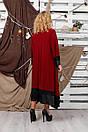 Плаття великого розміру Хельга (5 кольорів), фото 6