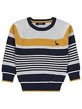 """Детский джемпер вязанный свитер """"Марвел"""" для мальчика на рост 98 и 104см"""