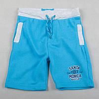 """Детские трикотажные шорты для мальчика на рост 98см """"Санта-Моника"""" для мальчика"""
