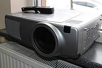 Profi проектор Hitachi CP-SX1350 3500Lm 1400x1050px для офиса дома презентации кинотеатра видео