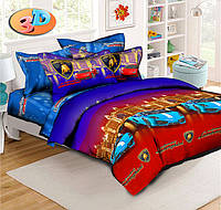 Комплект детского постельного белья 150 220 хлопок (7085) TM KRISPOL Украина 2878e13091713