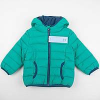 """Куртка детская демисезонная """"Красавчик"""" для мальчика на рост 104см"""