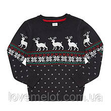 """Детский свитер джемпер """"Полюс"""" для мальчика на рост 116 и 122см"""