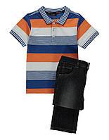 """Детский набор джинсы и футболка для мальчика на рост 98см костюм для мальчика """"Мартин"""""""