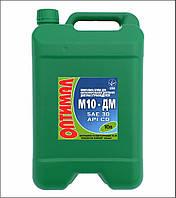 Моторное масло  для дизельных двигателей М-10ДМ, 10л.