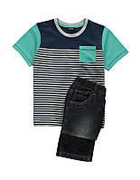 """Детский набор джинсы и футболка для мальчика на рост 98см костюм для мальчика """"Гарри"""""""