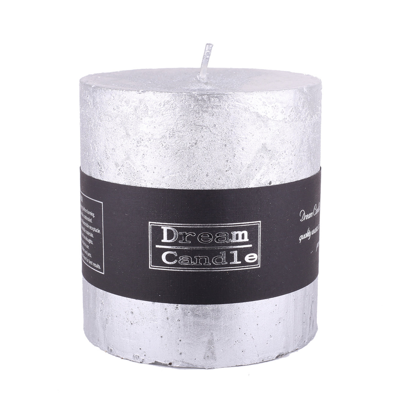 Свеча BOLTZE CANDLE METALLIC 410G silver 7080800-BZ