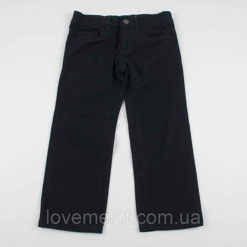 """Детские джинсы для мальчика черные 122см и 146см  DEMO """"Блэк"""" для мальчика"""
