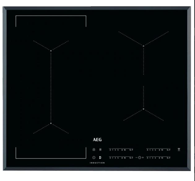 Кухонная индукционная плита AEG IKE64441FB