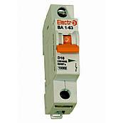 Выключатель автоматический ВА 1-63 1 полюс 6А 10Ка Тип D