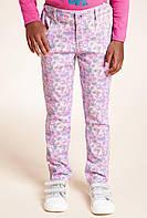 """Детский джинсы-брюки H&M """"Розовая пантера"""" для девочки на рост 110см"""