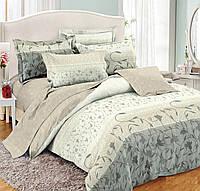 Двуспальный комплект постельного белья 180 220 сатин (10704) TM КРИСПОЛ  Украина 942aea17e83b1