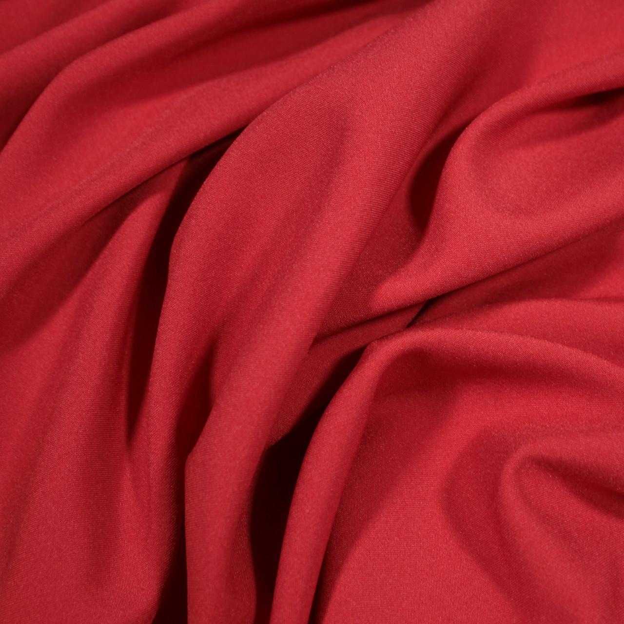 Ткань мадонна красная