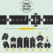 Гибкая автомобильная трасса Waytoplay Королевская дорога, фото 3