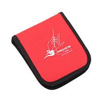 Дорожній набір для шиття, Packing I Travel, колір – Червоний, приналежності для шиття