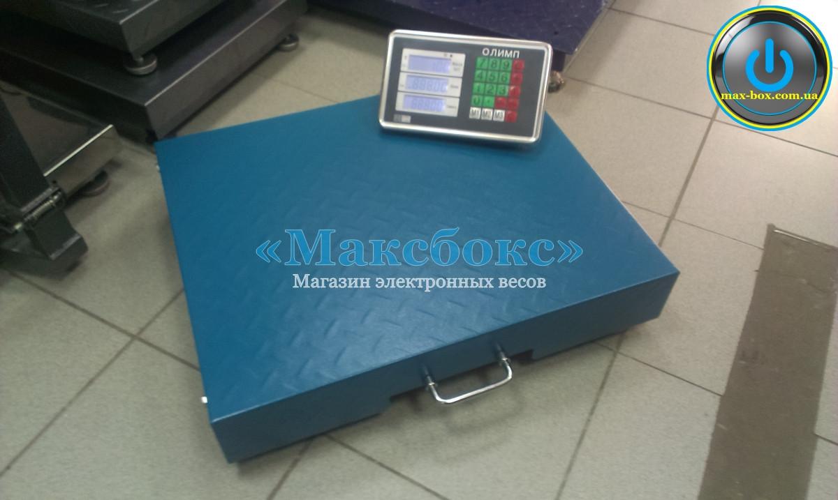 Весы беспроводные 300 кг Олимп Р2