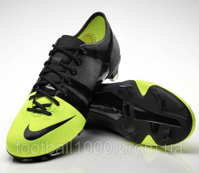34563ed8 Самые легкие бутсы в мире Nike GS или Green Speed – футбольная обувь нового  поколения
