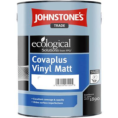 Водоэмульсионная матовая краска Johnstones Covaplus Vinyl Matt 2.5 л
