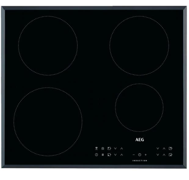 Варочная индукционная плита AEG IKB64301FB