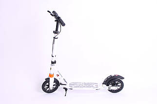 Самокат scooter urban 9x xl200 city sport original с дисковым тормозом для подростков и взрослых