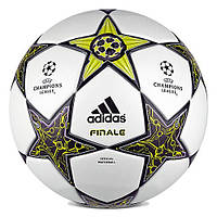 Официальный мяч игр Лиги Чемпионов 2012 adidas Finale 12  скоро в игре