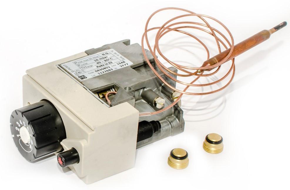 Автоматика безопасности газового котла Маяк (газовый клапан безопасности) Евросит-630