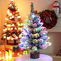 Новогодняя елка Заснеженная красавица
