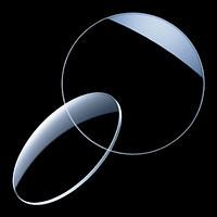 Лінза полімерна, індекс 1,5 HMC. (Є астигматика) Optimix (Корея), Оптична лінза для зору