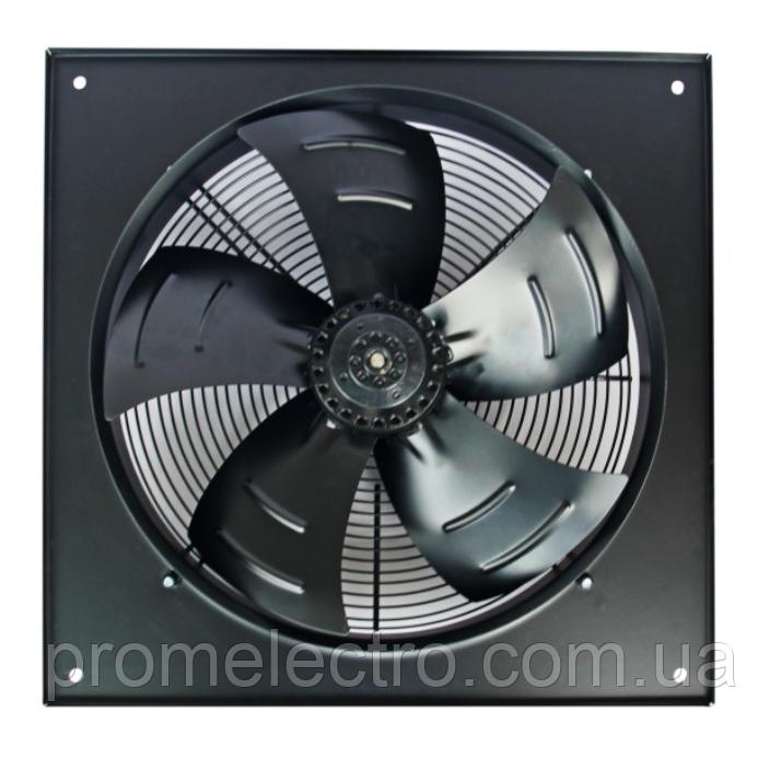 Осевой промышленный вентилятор Турбовент Сигма 450 B/S (с фланцем)