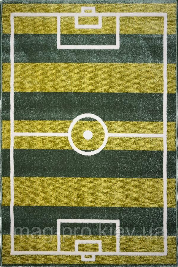 Дитячий килим футбольне поле Freeze L 8667